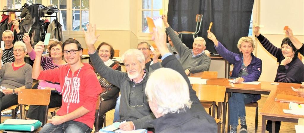 Les Florimontains s'invitent au grand débat national